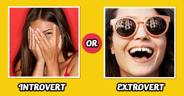 Who Are You Really : Introvert Or Extrovert?