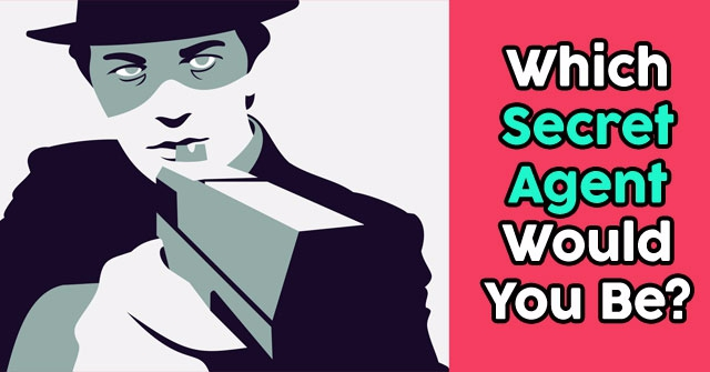 Which Secret Agent Would You Be?