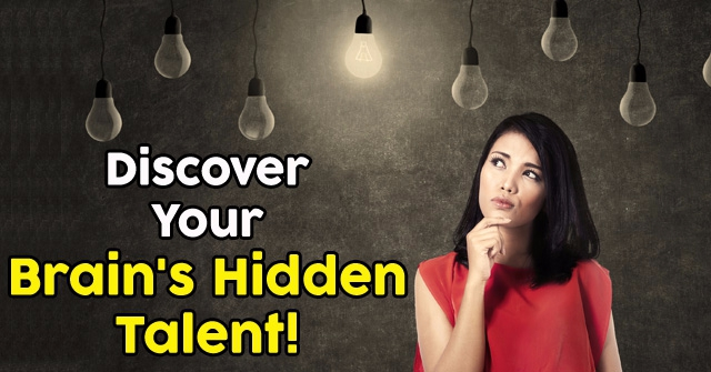Discover Your Brain's Hidden Talent!