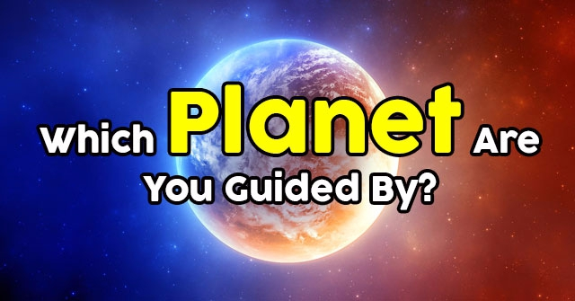 Which Planet Are You Guided By?