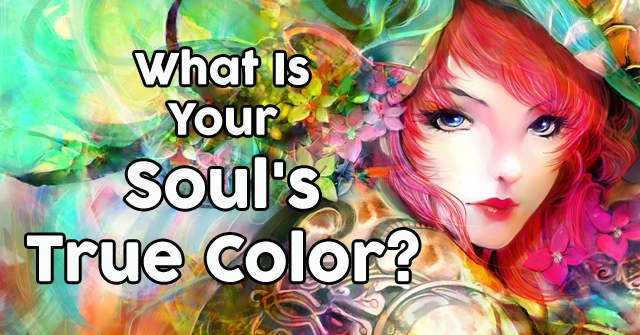 What Is Your Soul's True Color?