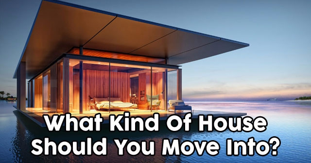 Pleasant What Kind Of House Should You Move Into Quizdoo Largest Home Design Picture Inspirations Pitcheantrous