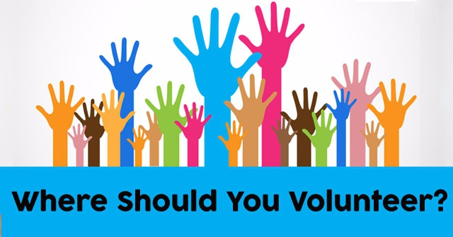 Where Should You Volunteer?