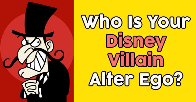 Who Is Your Disney Villain Alter Ego?