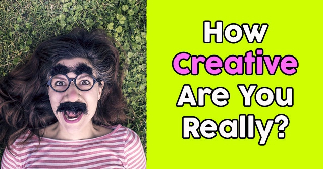 How Creative Are You Really?
