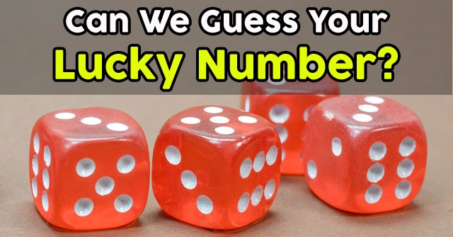 Can We Guess Your Lucky Number?