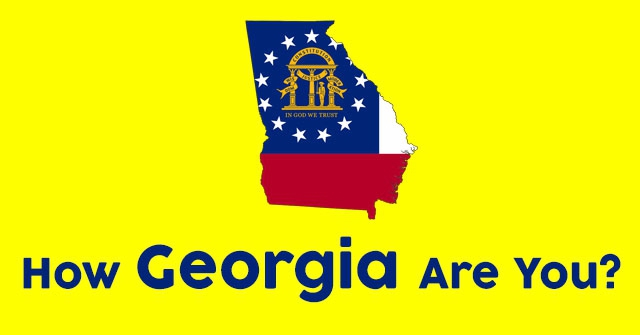 How Georgia Are You?