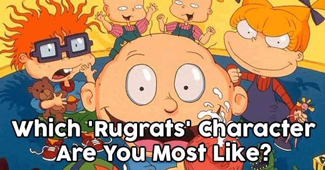 Which 'Rugrats' Character Are You Most Like?