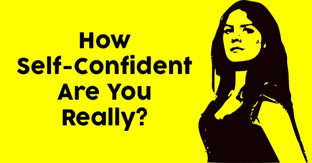 How Self-Confident Are You Really?