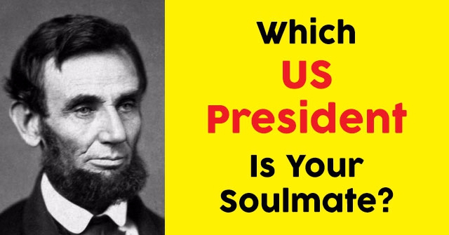 Which US President Is Your Soulmate?