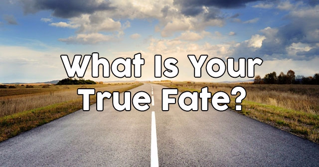 What Is Your True Fate?