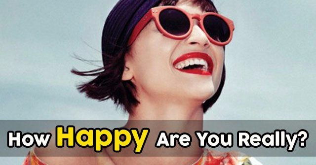 How Happy Are You Really?