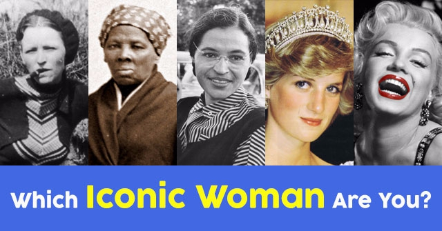 Which Iconic Woman Are You?