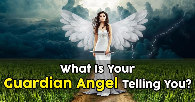 What Is Your Guardian Angel Telling You?