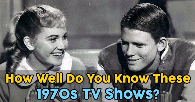How Well Do You Know These 1970s TV Shows?
