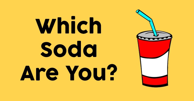 Which Soda Are You?