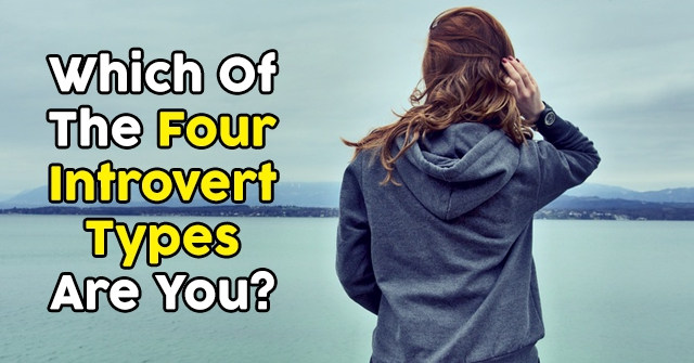 Which Of The Four Introvert Types Are You?
