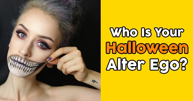 Who Is Your Halloween Alter Ego?