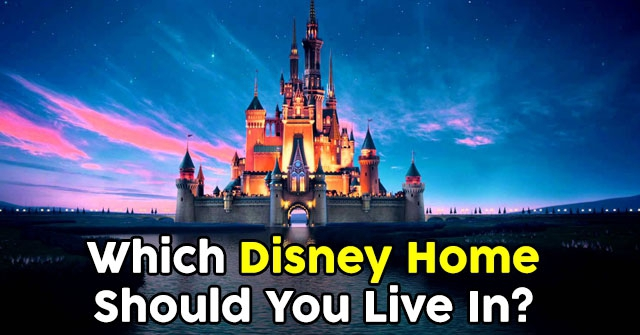 Which Disney Home Should You Live In?