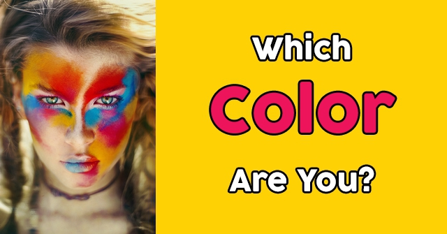 Which Color Are You?