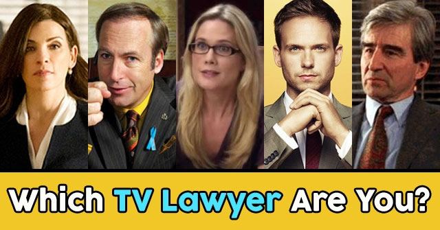 Which TV Lawyer Are You?