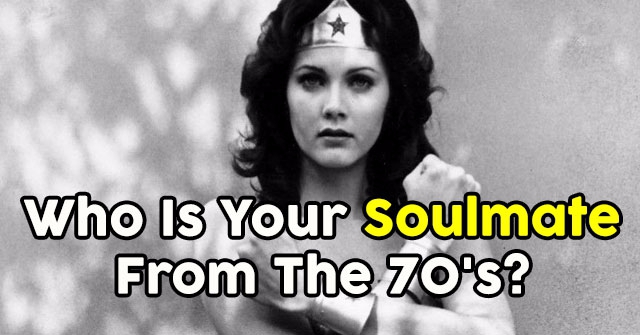 Who Is Your Soulmate From The 70's?