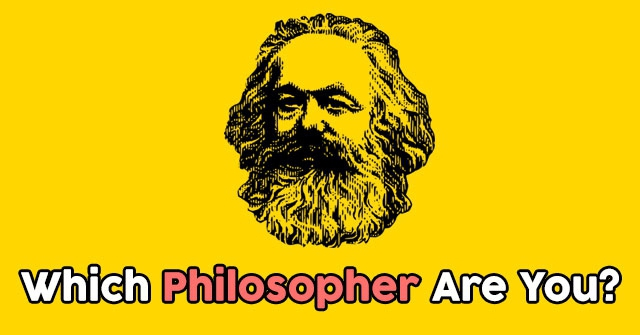 Which Philosopher Are You?