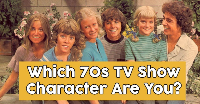 Which 70s TV Show Character Are You?