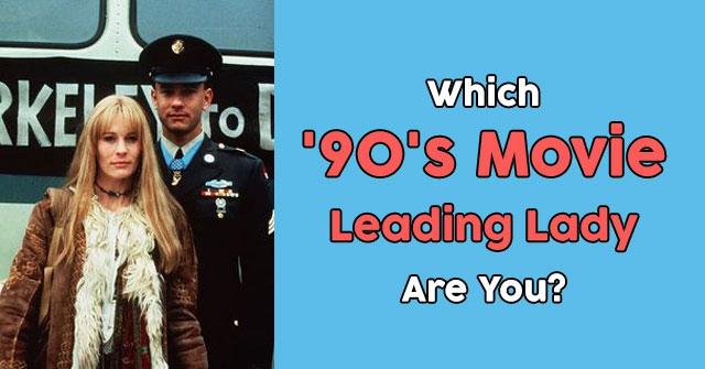 Which '90's Movie Leading Lady Are You?