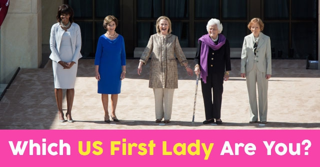 Which US First Lady Are You?