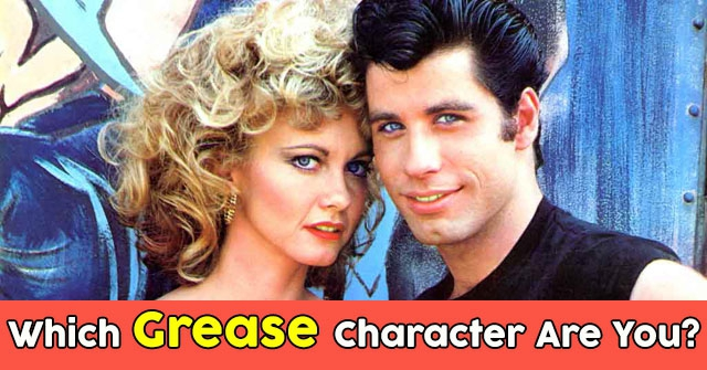 Which Grease Character Are You?