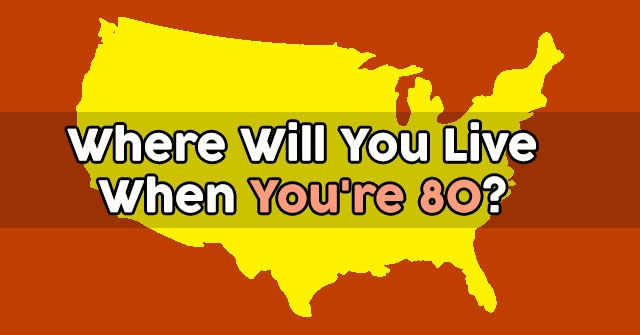 Where Will You Live When You're 80?