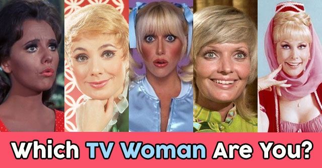 Which TV Woman Are You?