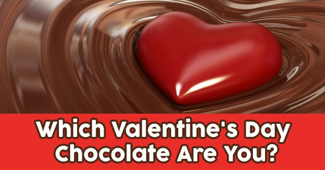 Which Valentine's Day Chocolate Are You?