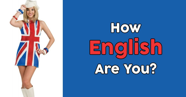How English Are You?
