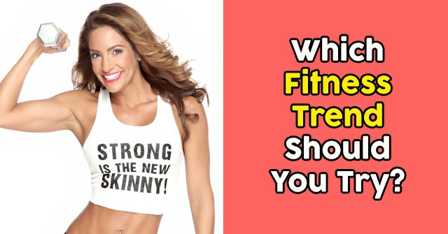 Which Fitness Trend Should You Try?
