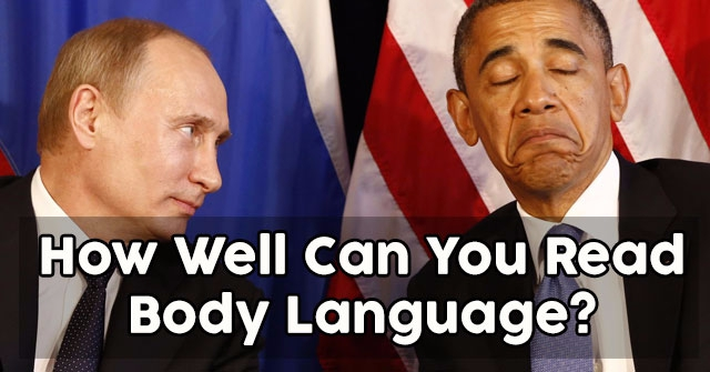 How Well Can You Read Body Language?