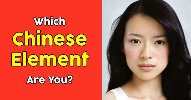 Which Chinese Element Are You?