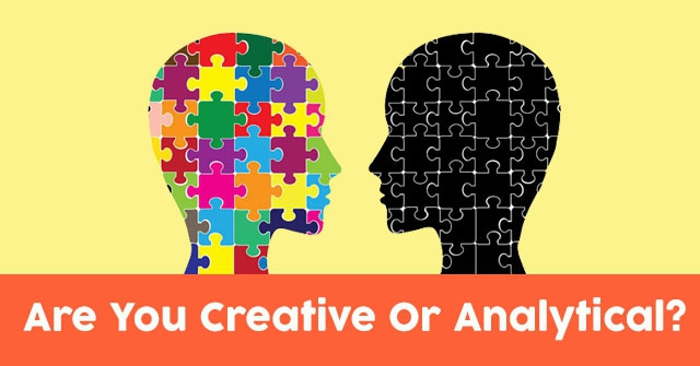 Are You Creative Or Analytical?