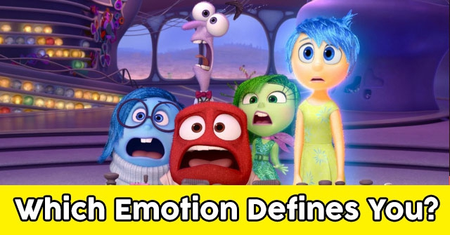 Which Emotion Defines You?