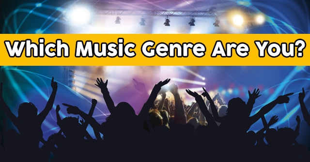 Which Music Genre Are You?