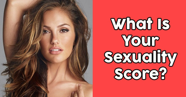 What Is Your Sexuality Score?