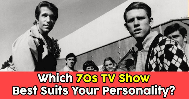 Which 70s TV Show Best Suits Your Personality?