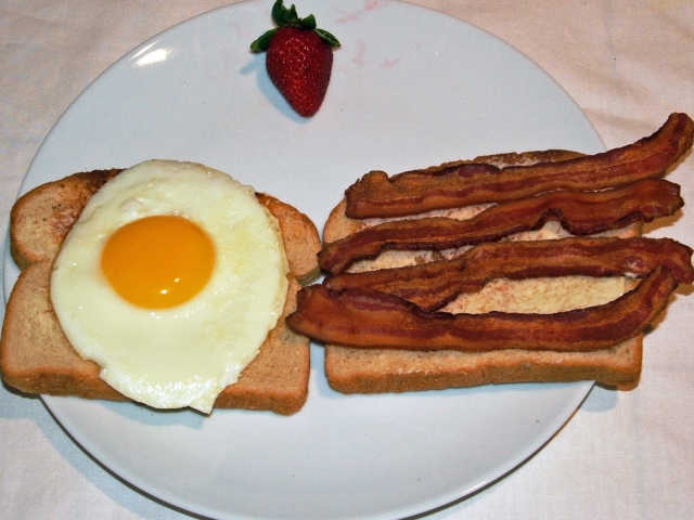 What's your favorite breakfast meal made with eggs?