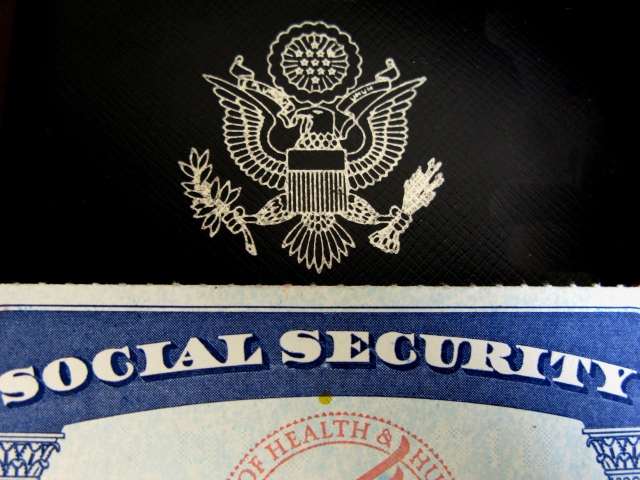 What is the last number of your Social Security serial number?