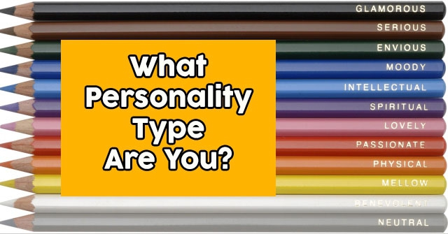 what kind of dating personality are you quiz