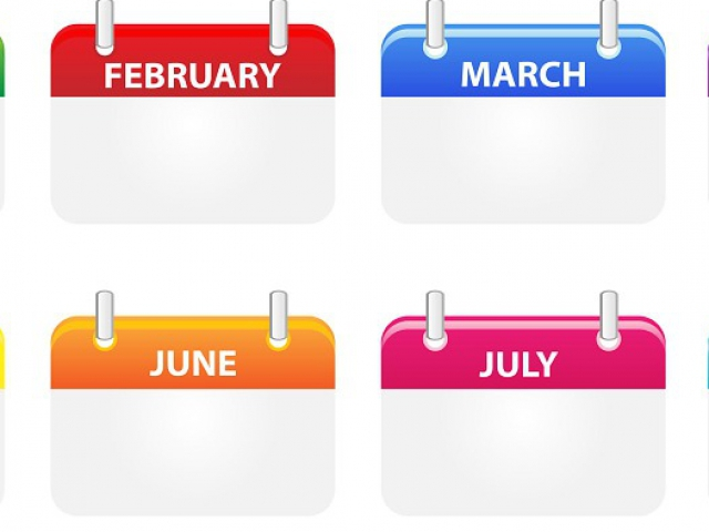 Which month were you born?