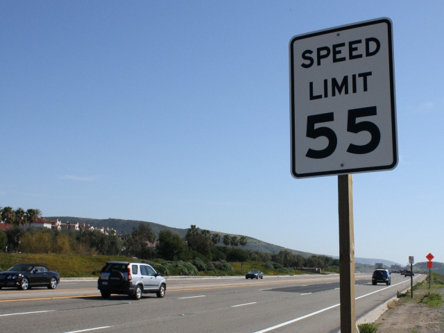 Be honest, how often do you drive the speed limit?