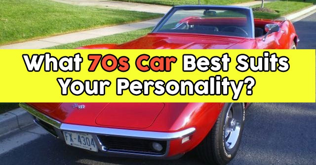 What Classic Car Are You Personality Quiz