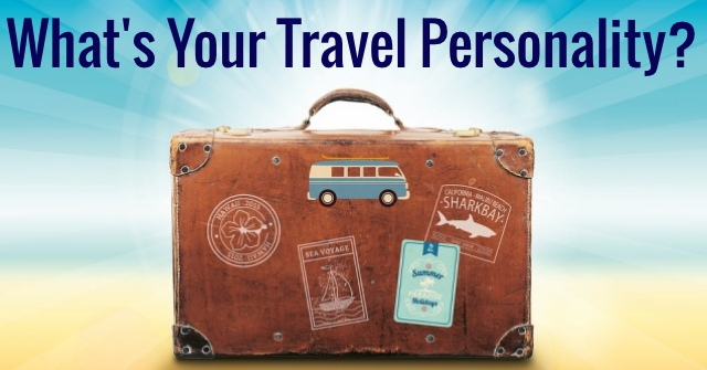 What's Your Travel Personality?